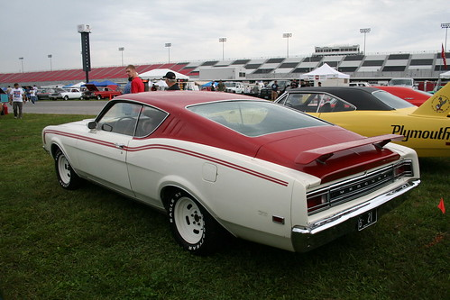Aero Warriors Mercury Cyclone Spoiler II