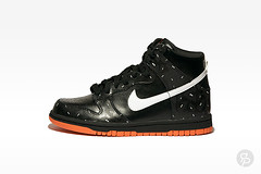 Nike Dunk High Premium Halloween '08