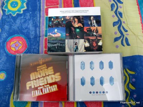 Final Fantasy albums