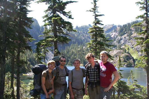 Rachel Lake Group Shot