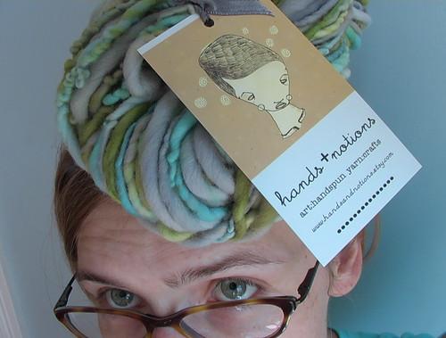 yarn head tag