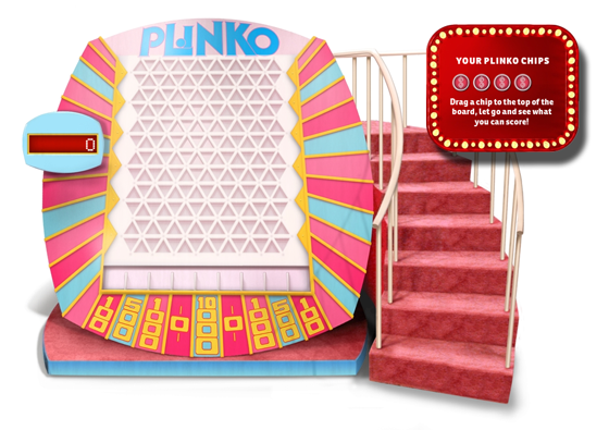 plinko the price is right online game