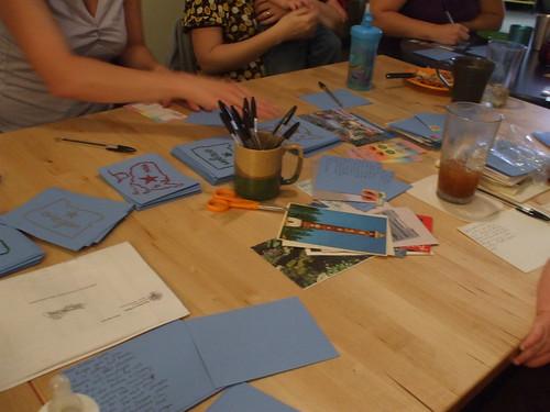 Postcard party #2