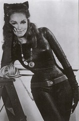 Catwoman (terr-bo) Tags: television cat comic 1966 comicbook batman tvshow catwoman the60s thesixties julienewmar the1960s