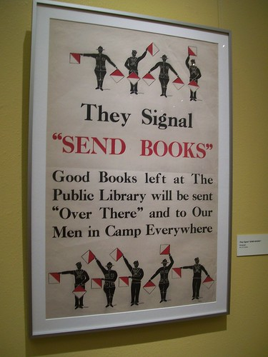 They Signal Send Books