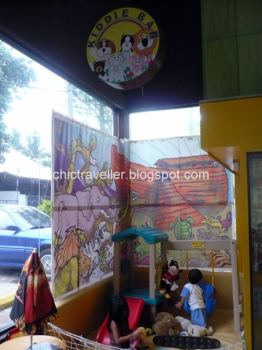 tara's cafe kiddie bar