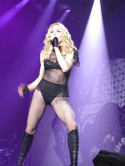Madonna at Madison Square Garden_6534.JPG (kittykowalski) Tags: october madonna msg 2008 stickysweet