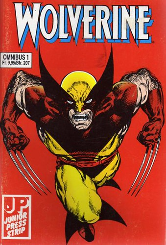 Wolverine Vol. 1 Issue # 17