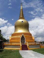Nara town - 10 (dol2519) Tags: color asian thailand temple pagoda asia 666 east southern thai asean mamak ibn asem buhhda afta narathiwat  5photosaday  dol2519 earthasia sigree sigreebinmamak bangnara