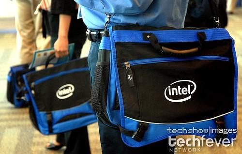 Intel Developer Forum IDF Fall 200 by TechShowNetwork.