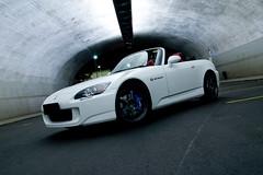 _MG_6068 (tomsstudio) Tags: car night honda tunnel automotive s2000