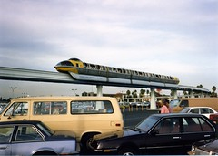 Disneyland Monorail (Andy961) Tags: california ca disneyland monorail anaheim markiii