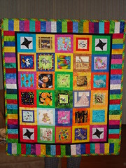 Gift Quilt for my Baby