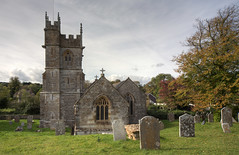 St. Mary's Church, Piddlehinton, Dorset (johnelamper) Tags: uk england english church parish geotagged exterior village britain dorset piddle thomashardy ioe sigma1224 blueribbonwinner piddlehinton gradeilistedbuilding 104930 lowerlongpuddle