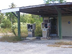 Last Gas for a Hour (~jeannie~) Tags: old rot abandoned nc neglected northcarolina gasstation ruraldecay deteriorated masterclass aclass nogas servicestations bestofday ilovemypics gununenlyisi overtheshot
