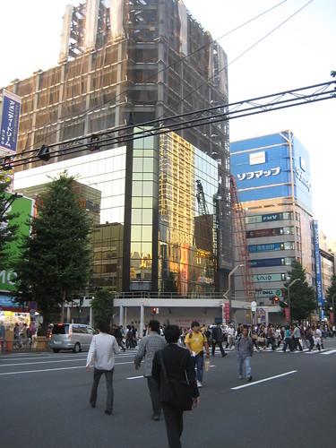 Akihabara por inchwormstudio.
