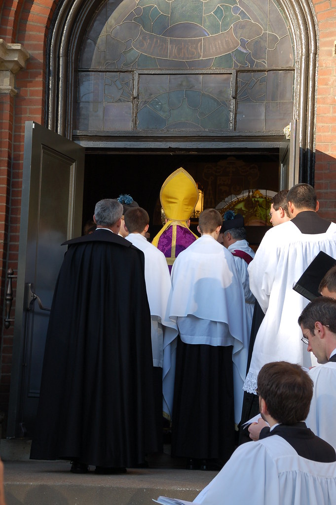 Consecration of Old St. Pat's 109