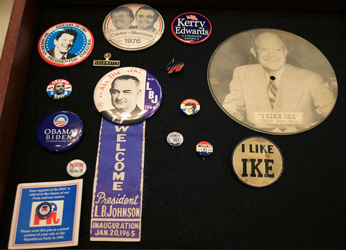 My Political Buttons