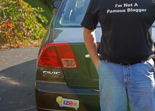 Non Famous Bloggers Drive Modest Cars