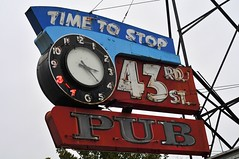 Time to Stop...Explored! (Doug Felts) Tags: neon neonsign tacoma nikkor5018d guesswheretacoma