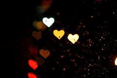 Love Bokeh (SHAZRAL) Tags: love canon eos bokeh 450d shazral