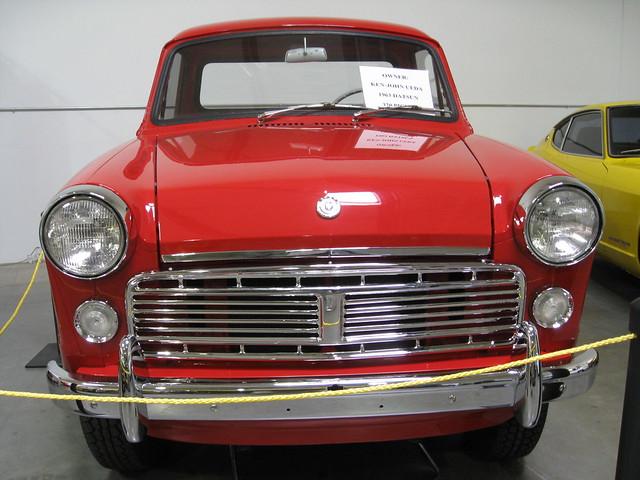 truck datsun 320 1963