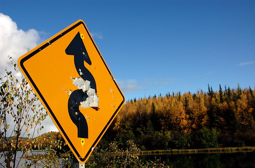 Windy road ahead