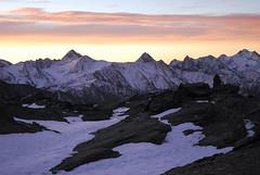 Dawn in the alps (milan korsos) Tags: climbing glockner grossglockner universityskiteam