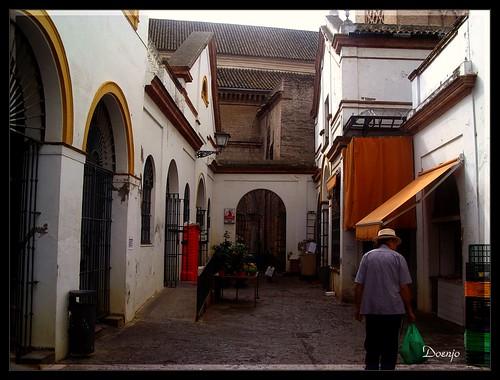 Mercado de Abastos de la Calle Feria