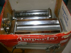 filo pastry and pasta machine
