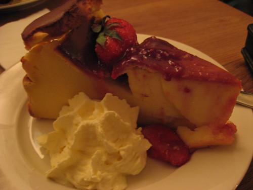 Cheesecake de fou