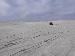 Big arse sandbox! (eysteina) Tags: sand driving dunes australia 4wd subaru lancelin