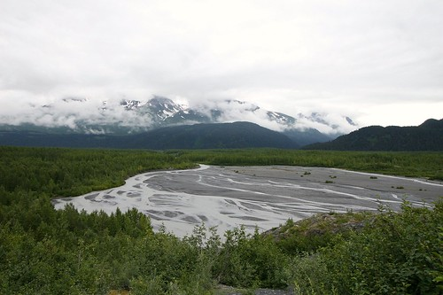 Exit Glacier Outwash Plain