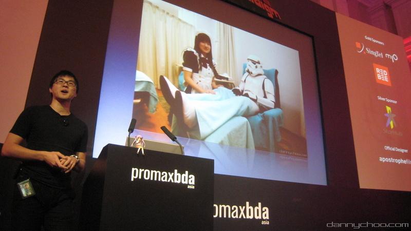 Promax BDA Asia.