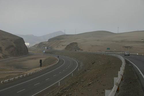 Panamerican Highway...