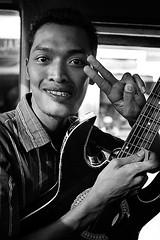 Street musician (3641)