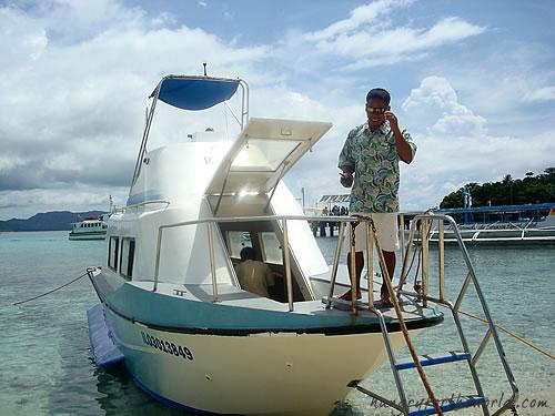Boracay Regency Speedboat
