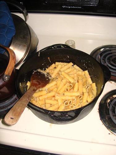 Dirty Pasta
