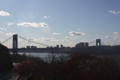(lndyGo) Tags: cloisters georgewashingtonbridge forttyronpark