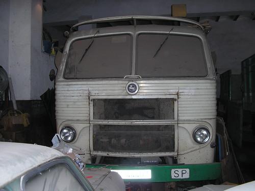 Frontal d'un Pegaso 1060