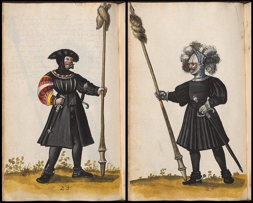 16th century German costumes