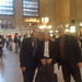 Kapitall Team in Grand Central