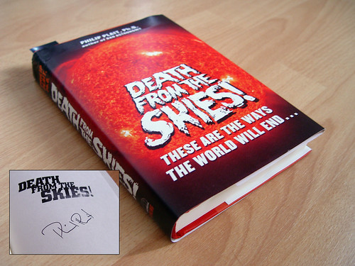 My copy of Death From The Skies