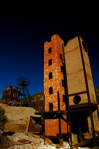 Kelly Mine Ruins