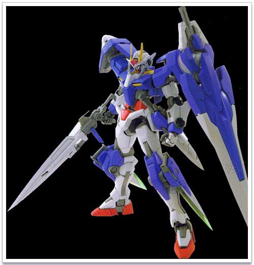 GN 0000/7S 00 Gundam Seven