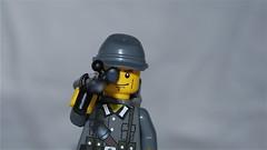 KAR98k Sniper: What Comes Next? (The Ranger of Awesomeness) Tags: lego wwii sniper brickarms kar98k karabiner98k