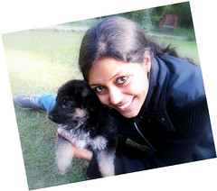 The new LoVe of my life!!! (ankita asthana) Tags: pet shepherd ace german ankita asthana