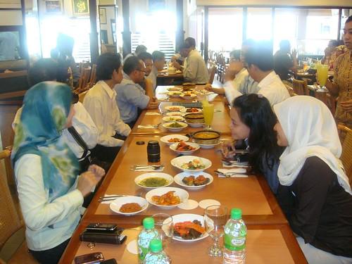 Nasi Padang @ Sari Ratu Grand