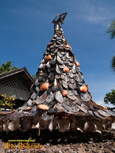 Organic Christmas Tree