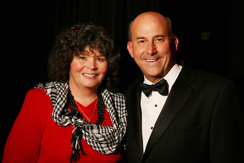 My Mom & Congressman Louie Gohmert